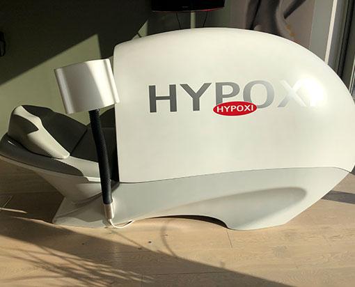 Huid- en spierversteviging - Hypoxi