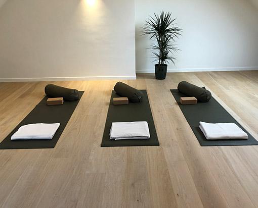 Stress verminderen - Erika - yoga